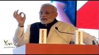 PM Shri Narendra Modi's speech at the inauguration of 25th anniversary of NASSCOM