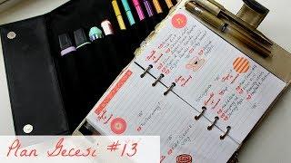 Plan Gecesi #13   Benimle Planlayın