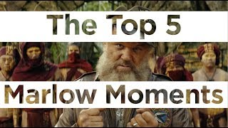 Top 5 Marlow Moments from Kong: Skull Island