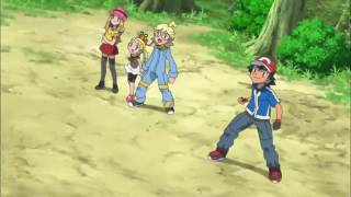 Pokemon series xy episode 16