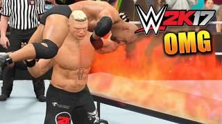 WWE 2K17 EXTREME MOMENTS!