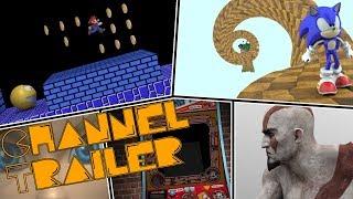 Channel Trailer - Pac man