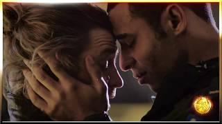 Mickey and Jez Relationship (Gay Kiss Scenes 1080p HD)