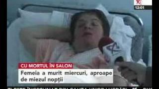 La Suceava bolnavele au stat cu un cadavru în salon o noapte