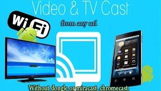 Video & TV Cast | Oglądaj na żywo strumienie, filmy ze stron (cda, zalukaj, wkinie, youtube) na TV.