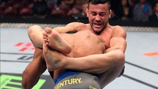 The Tightest Guillotine in the UFC (Featured Fighter: Pedro Munhoz)