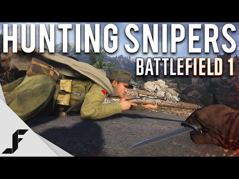 Xxx Mp4 HUNTING FOR SNIPERS Battlefield 1 3gp Sex