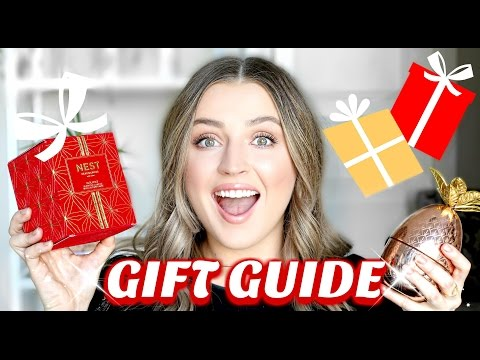 CHRISTMAS GIFT GUIDE! Last Minute Gifts for HIM AND HER + Stocking Stuffer Ideas
