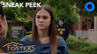 The Fosters | Season 5, Episode 5 Sneak Peek: Callie Runs Into Ximena | Freeform