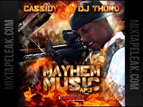 Xxx Mp4 DJ Thoro Cassidy Mayhem Music AP3 Mixtape Mind Of A Grinda 3gp Sex
