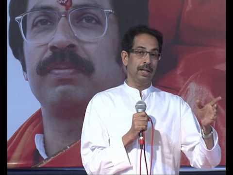 Uddhav Thackeray - Speech in Mumbai- Dahisar - 6-12-2012