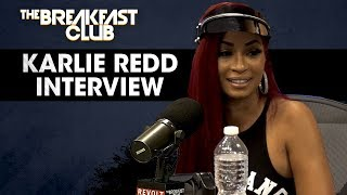 Karlie Redd Gets Vividly Raunchy On The Breakfast Club, Talks New Book, Acting + More