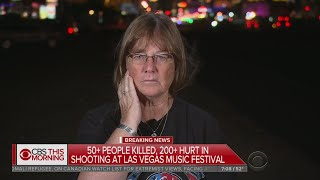 Concert Goer Describes Las Vegas Shooting