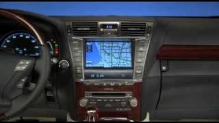 New Lexus LS 600h L 2010 Interior