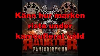 Raubtier - Panzarmarsch Lyrics!