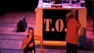 Banis (alias Machin Gun) : Live  [T.O.X RAP ALGERIEN]