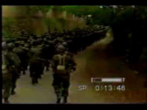 Ejercito del Ecuador Guerra del Cenepa 3