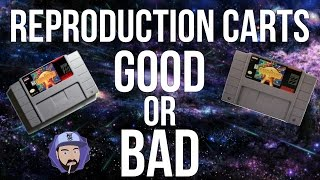 Repro Carts - Good or Bad for Retro Gaming? | Ask RGT 85