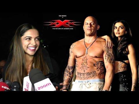 Xxx Mp4 Deepika Padukone S Mind Blowing Interview For XXx 3 Movie With Vin Diesel 3gp Sex