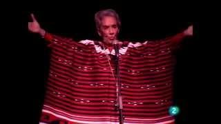 Chavela Vargas en Concierto | Sala Caracol (Madrid) - 01.05.1993