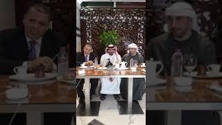 رقص الميت - بث مشترك المفسر إياد العدوان و الدكتور أشرف العسال برنامج إني أرى