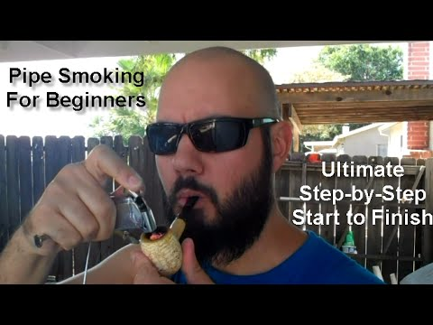 Xxx Mp4 Pipe Smoking For Beginners ULTIMATE Step By Step Start To Finish 3gp Sex