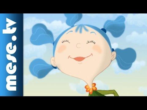 Weöres Sándor: Bóbita (vers, animáció, mese gyerekeknek)