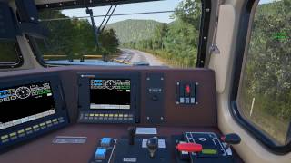 Train Sim World (CSX Heavy Haul) - Max Settings! High FPS!