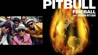 Pitbull vs Bruno Mars vs JLo -