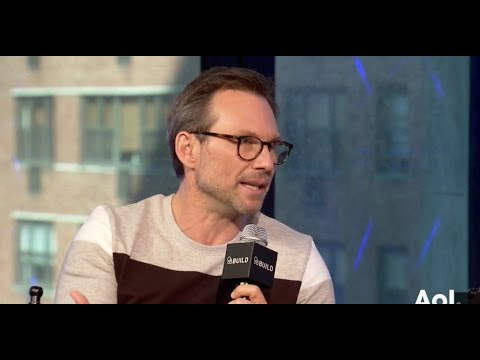 Christian Slater And Justin Kelly Discuss Their Film,