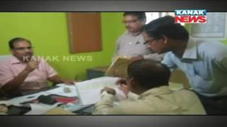 Panchayati Raj Minister Pradeep Maharathy Pays Surprise Visit To Balianta