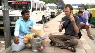 India under a Dollar: Bhel Puri