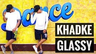 Khadke Glassy - Jabaria Jodi | Yo Yo Honey Singh | Abhay & JRox | Hip Hop Dance Video