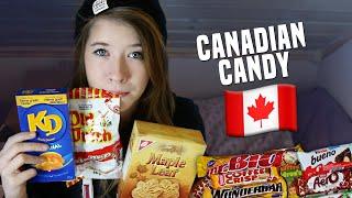 Canadian Candy Taste Test