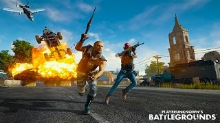 BEST BATTLE ROYALE GAME EVER!! PlayerUnknown