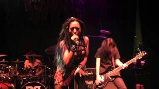 Butcher Babies: Live @ Ziggy's - FULL HD SET - 09/06/15