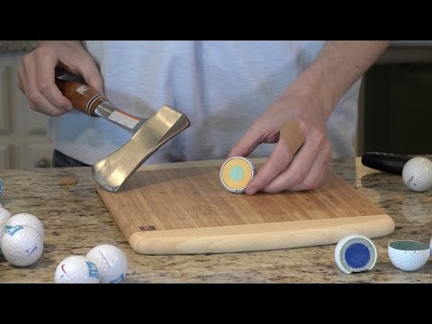 What s inside Golf Balls