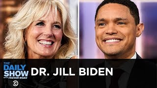 """Jill Biden - Finding Purpose, Elevating Teaching and """"Where the Light Enters"""" 