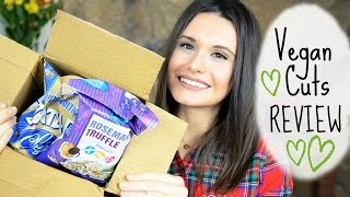 Vegan Cuts Snack Box Unboxing & Review | Vegan Snacks ♥