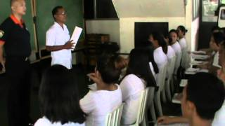 Assessment for Driving NC II and NC III at TESDA IX RTC