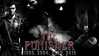 Part of a Machine | Punisher Tribute
