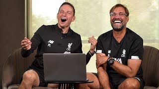 Champions League moments and memes | Klopp and Pep's incredible account of the Road to Madrid
