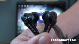 Sony Noise Canceling Headphones Review