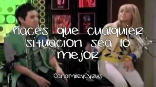 I Wanna Know You - Hannah Montana ft. David Archuleta (Traducida al Español) - YouTube.flv