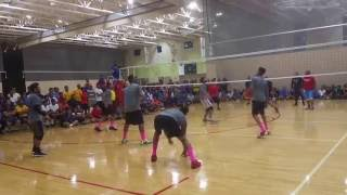 Atlanta A vs Alabama A - Final Game - CLPSS Volleyball 2016
