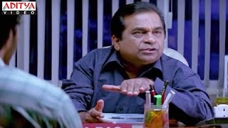 Brahmanandam And Tanish Comedy Scene In Deewane Dil Jale Hindi Movie