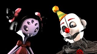TOP 6 BEST  UNDERTALE VS SFM FNAF ANIMATIONS AND COMIC DUBS