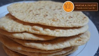PITA BREAD | How To Make Easy Homemade Pita Bread | Ep. 20 | Mortar & Pastry