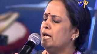 Swarabhishekam - S.P.Sailaja Performance - Magha Masa Velalo Song - 20th July 2014