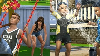THE SIMS 4 SEASONS GAME PLAY | MY CURRENT HOUSEHOLD | (The Sims 4)